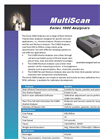 Model Series 1000 - Analyser Brochure