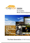 CropScan - Model 3000H - On Header Analyser Brochure
