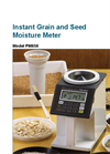 Model PM650 - Advanced Portable Seed Moisture and Grain Moisture Meter Brochure