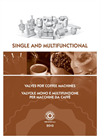 Single and Multifunctional Valves for Coffee Machines Brochure