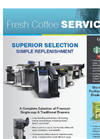PureBrew - Single-Serve and Airpot Coffee Brewer Systems Brochure