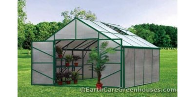 EarthCare - Model 13 x 13 - Grow Smart Hobby Greenhouse