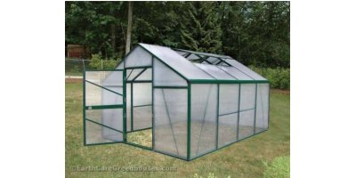 EarthCare - Model 10 x 13 - Harvest Hobby Greenhouse