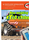 KYLO - Fertilizer Spreader Brochure