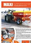 MAXI - Salt/Sand Spreader Brochure