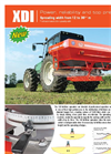 Model XDI - Fertilizer Spreader Brochure