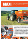 MAXI - Fertilizer Spreader Brochure