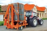 Model PRT120  - Mobile Grain Dryer