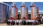 Agrex - Model PRT250 FE - Stationary Grain Dryer