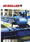 Mini Roller - Model 16-36 - Enclosed Belt Conveyor Brochure