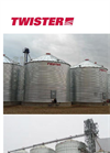 Twister - Model 4 - Hopper Bottom Bin Brochure