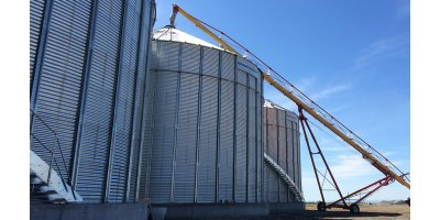 Grain Guard - Model 4 - Flat Bottom Bins