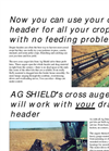 Cross Auger Brochure