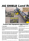 AG Shield - Land Roller - Brochure