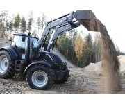 Valtra granted Patent for Hydraulic Assistant