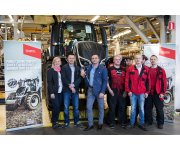 Valtra celebrates production of 1000th T4 Series tractor
