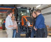 Valtra delivers 1000th Unlimited tractor