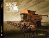 Challenger - Model 500C - Combined Harvester Brochure