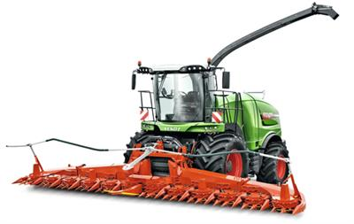 Fendt Katana - Forage Harvester