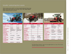 Model 1405 - High Horsepower Front Loaders Brochure