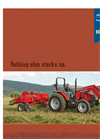 Model 1800 - Small Square Balers Brochure