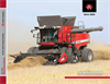 Massey Ferguson - Model 9255 - Flexible Draper Header Brochure