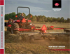 Hesston - Model 3900 Series - Bi-Fold Wheel Rakes Brochure