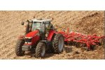 Massey Ferguson - Model 7600 Series  - Mid and Frame Row Crop Tractors