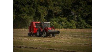 Hesston - Model 1700 Series - Economy Round Baler