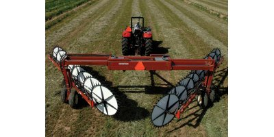 Hesston - Model 5130 - Heavy Duty Wheel Rake