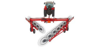 Hesston - Model SV Series - Y Rake