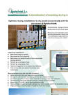 Optimize Drying Processor Brochure