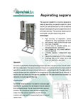 Model Z - Seed Separator Machine Brochure