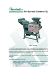 Model SL 50 - Air-screen Cleaner Brochure