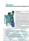 Model TL 80 - Air-Screen Seed Cleaner Brochure