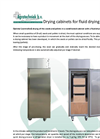 Agratechniek - Drying Cabinets for Fluid Drying - Brochure