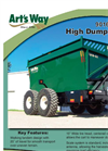 9016BT High Dump Cart Brochure