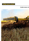 Vibromulch - Model 9-12m - Tine Cultivators Brochure