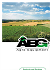 Agro Equipment Group s.c. - Brochure