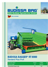 BUDISSA - Model RT 8000 - Rotor Bagger Brochure