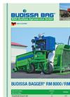Budissa - Model RM 8000 - Rotor Bagger Brochure