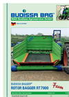 BUDISSA - Model RT 7000 Farm - Rotor Bagger Brochure