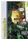 Agromehanika - Model AGS 2000 - 3000 EN/BDL - Towed Sprayers Brochure