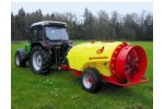 Model AGP 600 - 1500 EN/U - Tractor-Towed Mist Blower