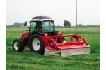 Model FCF 320 - Frontal Mowing-Conditioning Machine