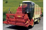 Model FR 140DT-FR 140DT/SL - Green Forage Moving-Harvesting Machine