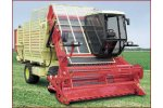 Model FR140TM, FR140EM-FR140TN, FR140EN - Vegetables Harvester Loader