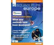 Aquaculture Europe Volume 42 No 2 - Content Table