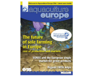 Aquaculture Europe Volume 42 No 1 - Content Table