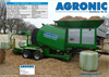 AGRONIC Midi - Model MR820 - Maize Baler Brochure